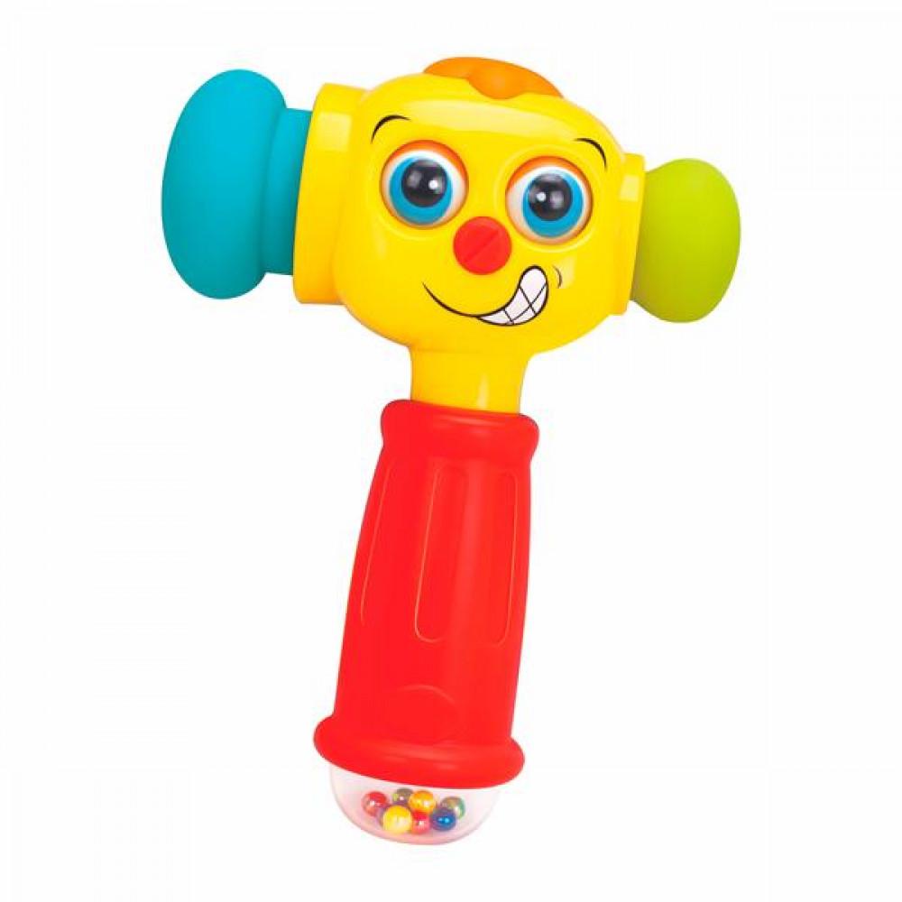 Музична розвиваюча іграшка Hola Toys Веселий молоточок