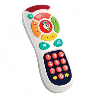Музыкальная развивающая игрушка Hola Toys Умный пульт