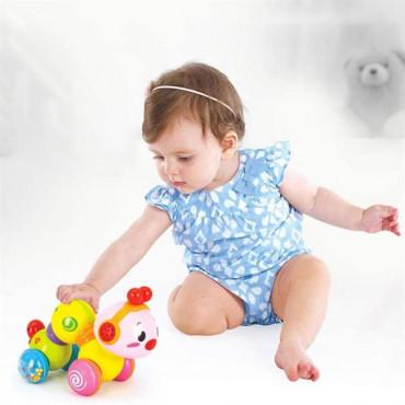 Музична іграшка Hola Toys Гусеничка