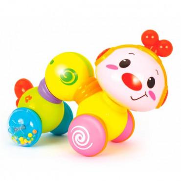Музыкальная игрушка Hola Toys Гусеничка