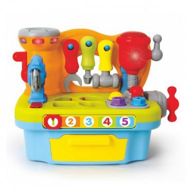 Музичний ігровий набір Hola Toys Столик з інструментами