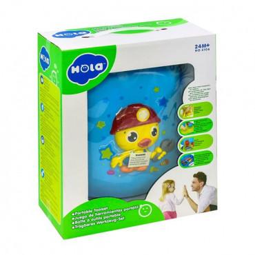 Ігровий набір Hola Toys Валіза з інструментами