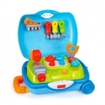 Игровой набор Hola Toys Чемоданчик с инструментами
