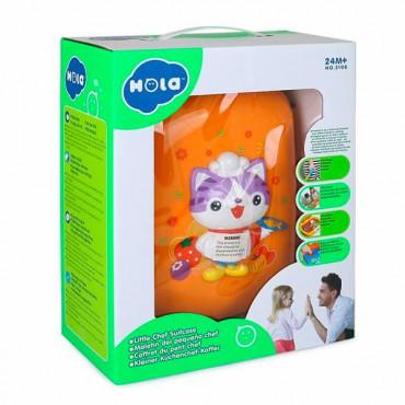 Ігровий набір Hola Toys Валіза кухаря