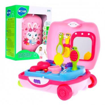 Ігровий набір Hola Toys Валіза принцеси
