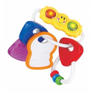 Погремушка Hola Toys Ключики