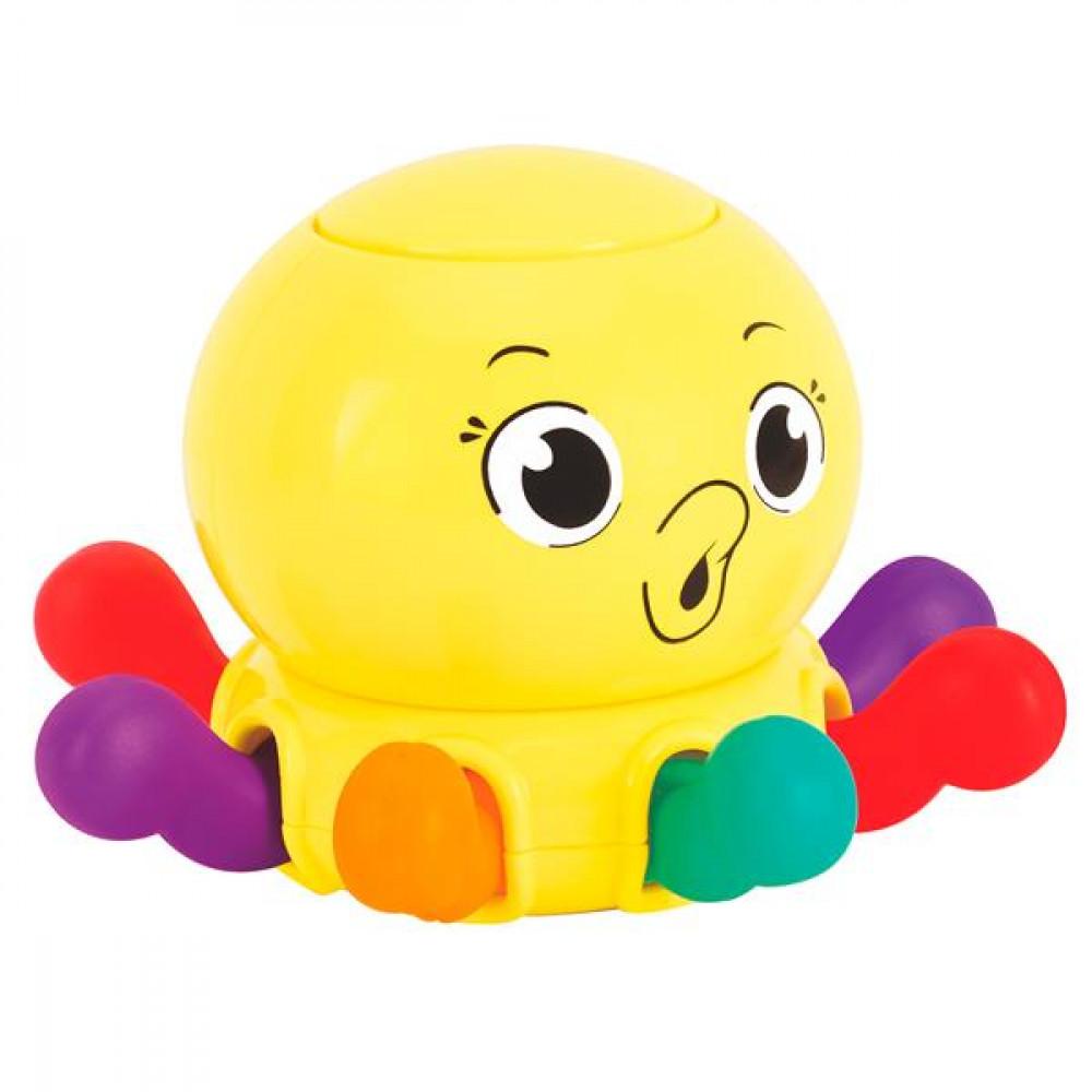 Брязкальце Huile Toys Осьминожек