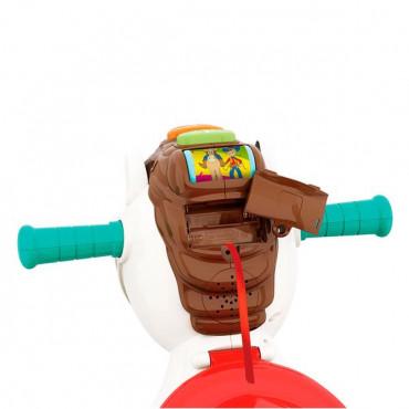 Лошадка-качалка Hola Toys Пони с музыкой