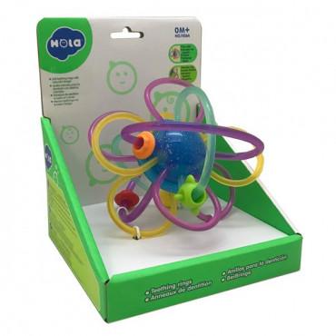 Брязкальце-прорізувач для зубів Hola Toys R