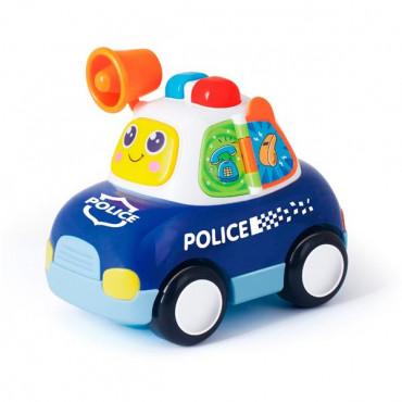 Музыкальная машинка Hola Toys Полицейская