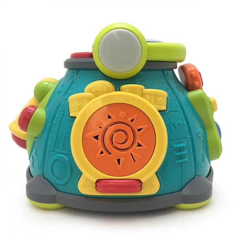 Музична іграшка Hola Toys Капсула караоке