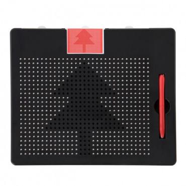 Магнітний планшет Guidecraft Manipulatives для малювання, з шаблонами і ручкою