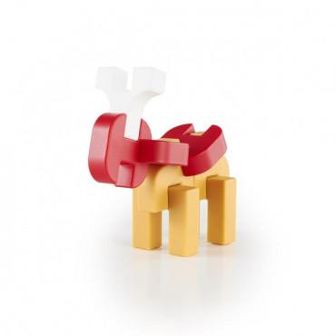 Конструктор Guidecraft IO Blocks с дополненной 3d реальностью, 500 деталей