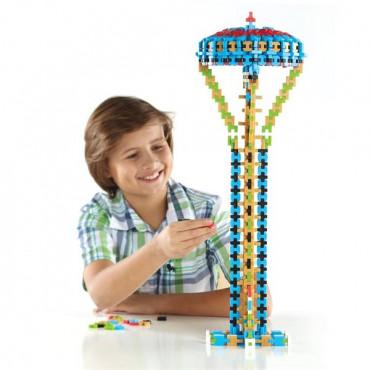 Конструктор Guidecraft IO Blocks Minis з доповненої 3d реальністю, 900 деталей
