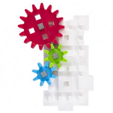 Конструктор Guidecraft IO Blocks Tabletop System з доповненої 3d реальністю, 118 деталей