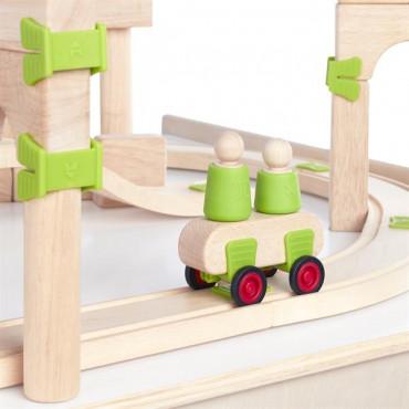 Стіл для дерев'яної дороги Guidecraft Block Science