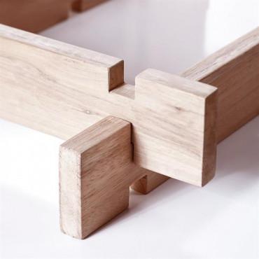 Модульний конструктор Guidecraft Block Play з великих блоків Дерев'яне містечко, 89 шт.