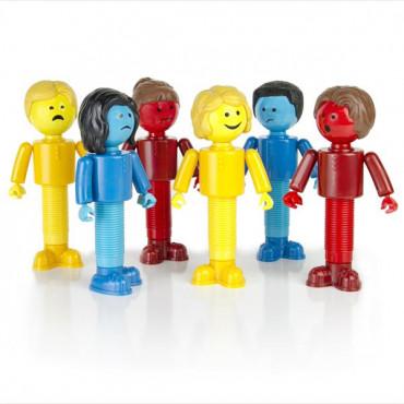 Набір фігурок до конструкторам Guidecraft Better Builders Емоції