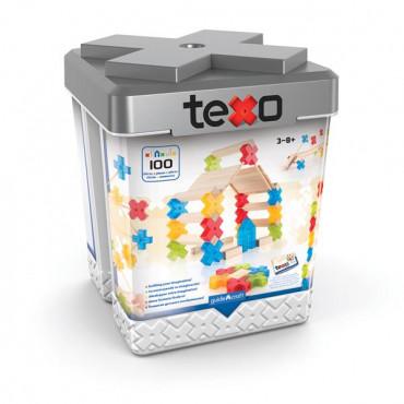 Конструктор Guidecraft Texo, 100 деталей