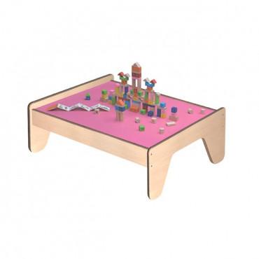 Деревянный стол Viga Toys для железной дороги