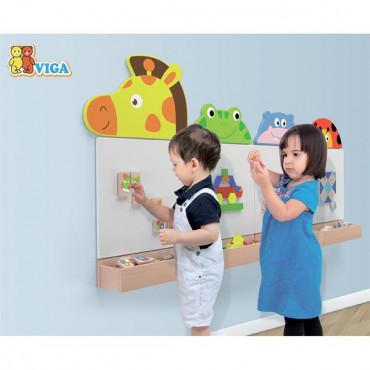 Набор магнитных досок Viga Toys №6