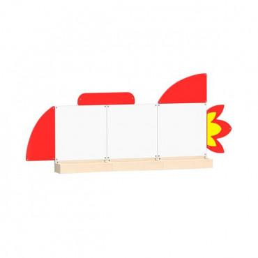 Набор магнитных досок Viga Toys №10