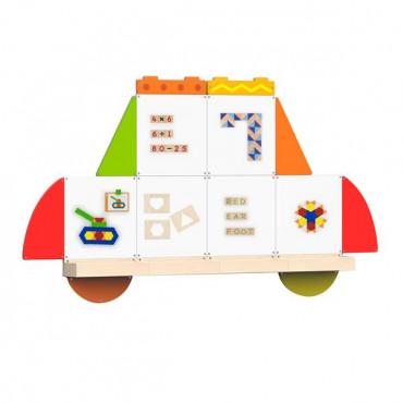 Набор магнитных досок Viga Toys №12