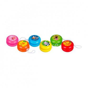 Деревянная игрушка Viga Toys Йо-йо