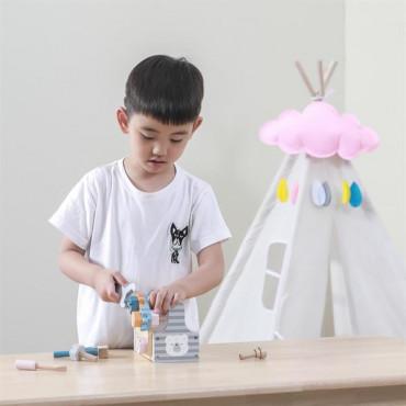 Дерев'яний ігровий набір Viga Toys PolarB Інструменти
