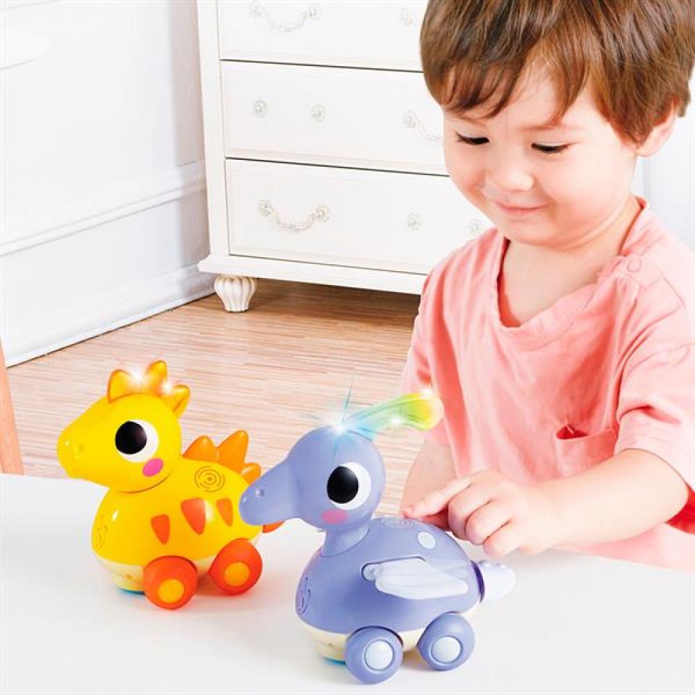 Музична іграшка Hola Toys Птерозавр