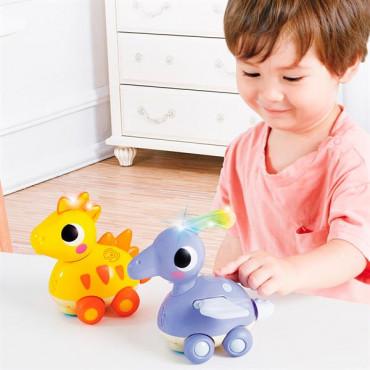 Музыкальная игрушка Hola Toys Птерозавр
