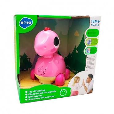 Музична іграшка Hola Toys Динозавр