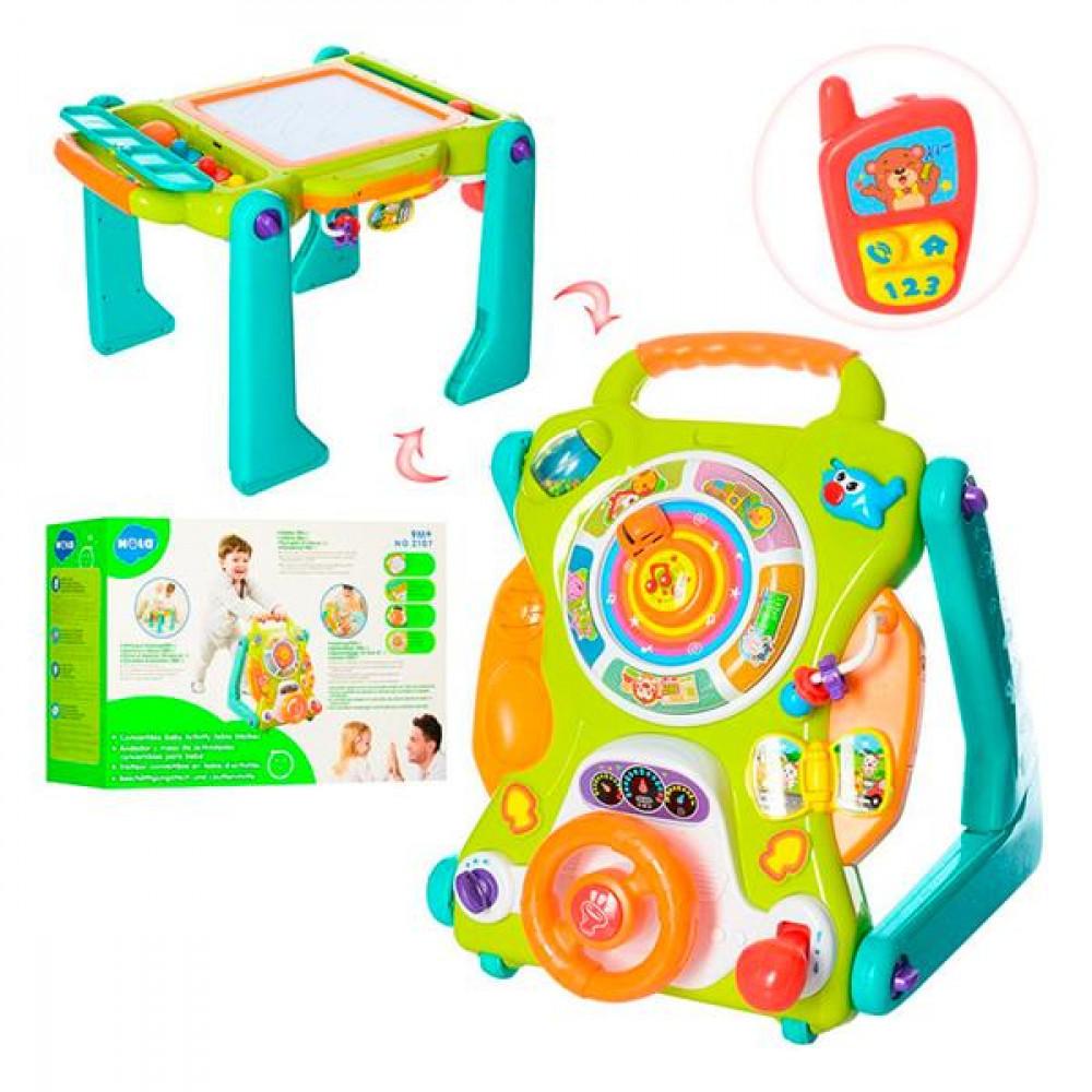 Ходунки на колесах Hola Toys Гра і розвиток