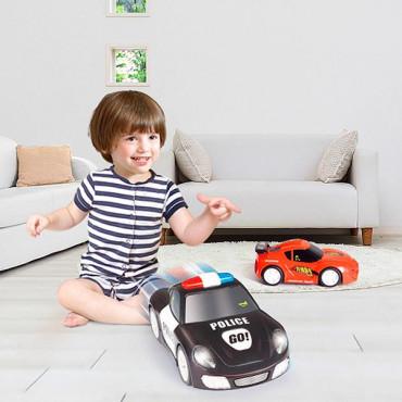 Игрушечная машинка Hola Toys Полицейский автомобиль