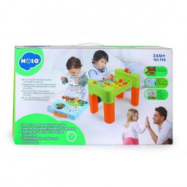 Ігровий центр Hola Toys 6 в 1
