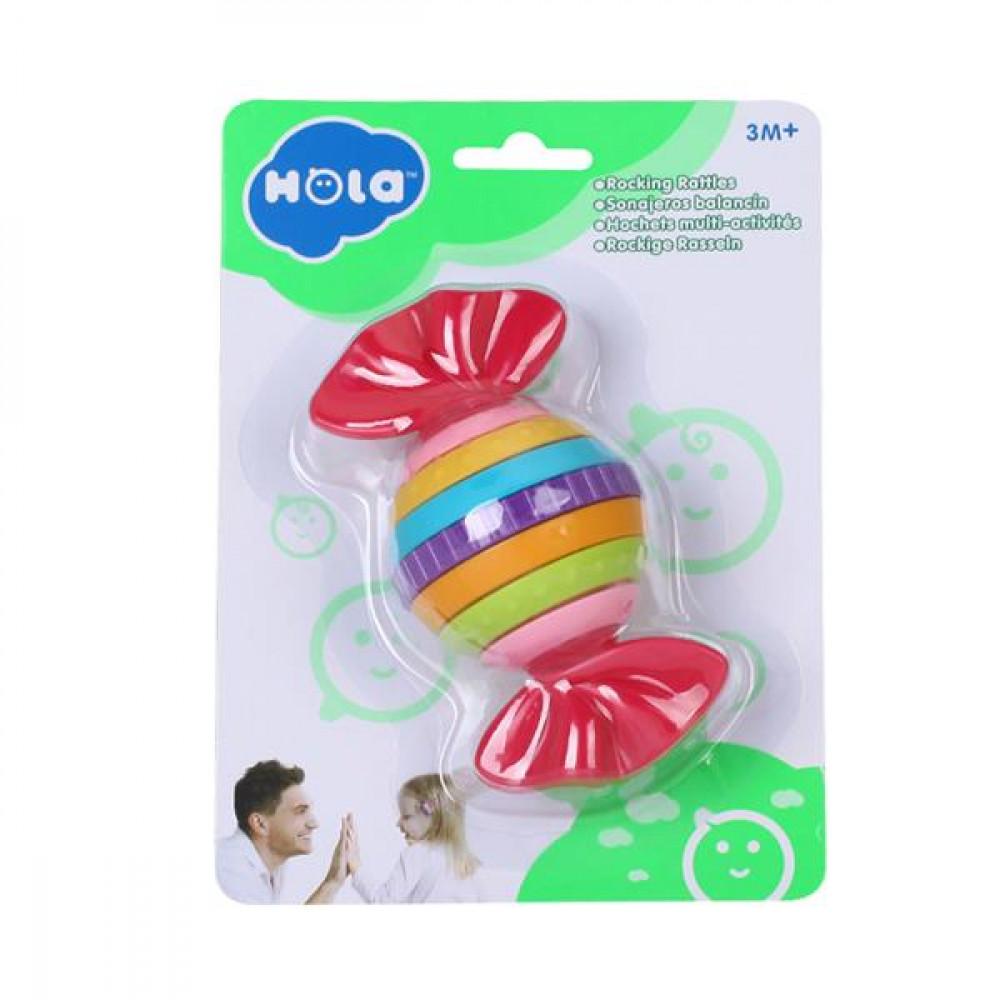 Брязкальце Hola Toys Цукерка