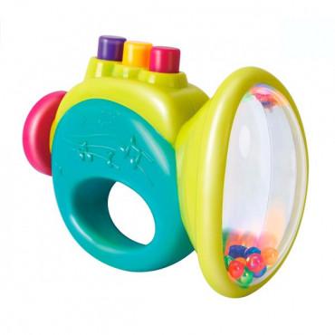 Брязкальце Hola Toys Музична труба