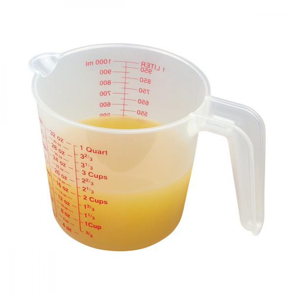Мірний стакан зі шкалою Edu-Toys 1 л