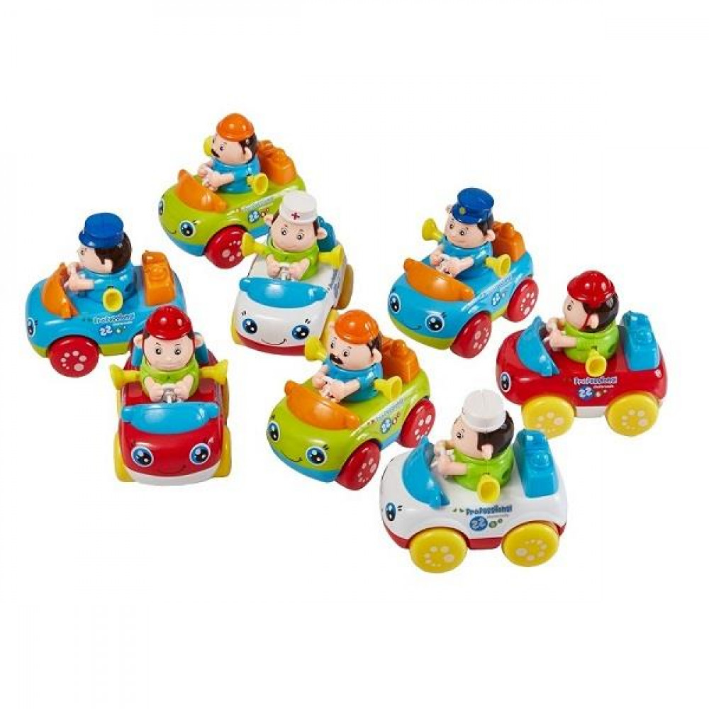 Іграшка Huile Toys Робоча машинка