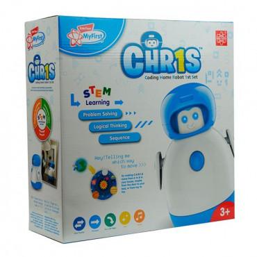 Мой первый программируемый робот Edu-Toys