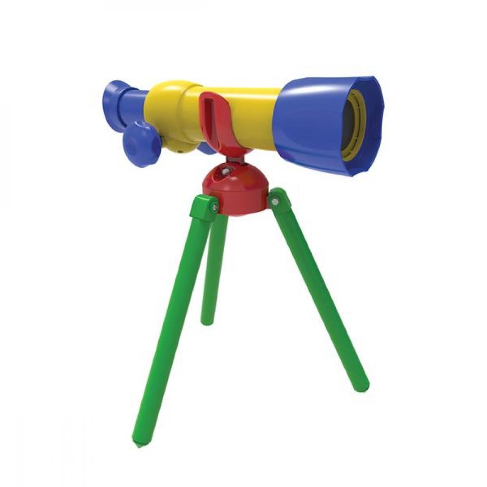 Оптичний прилад Edu-Toys Мій перший телескоп 15x