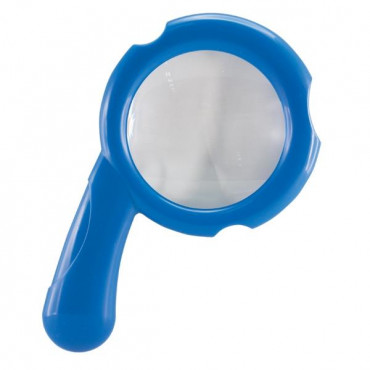 Оптический прибор Edu-Toys Увеличительное стекло 2x 3x 4x мерное