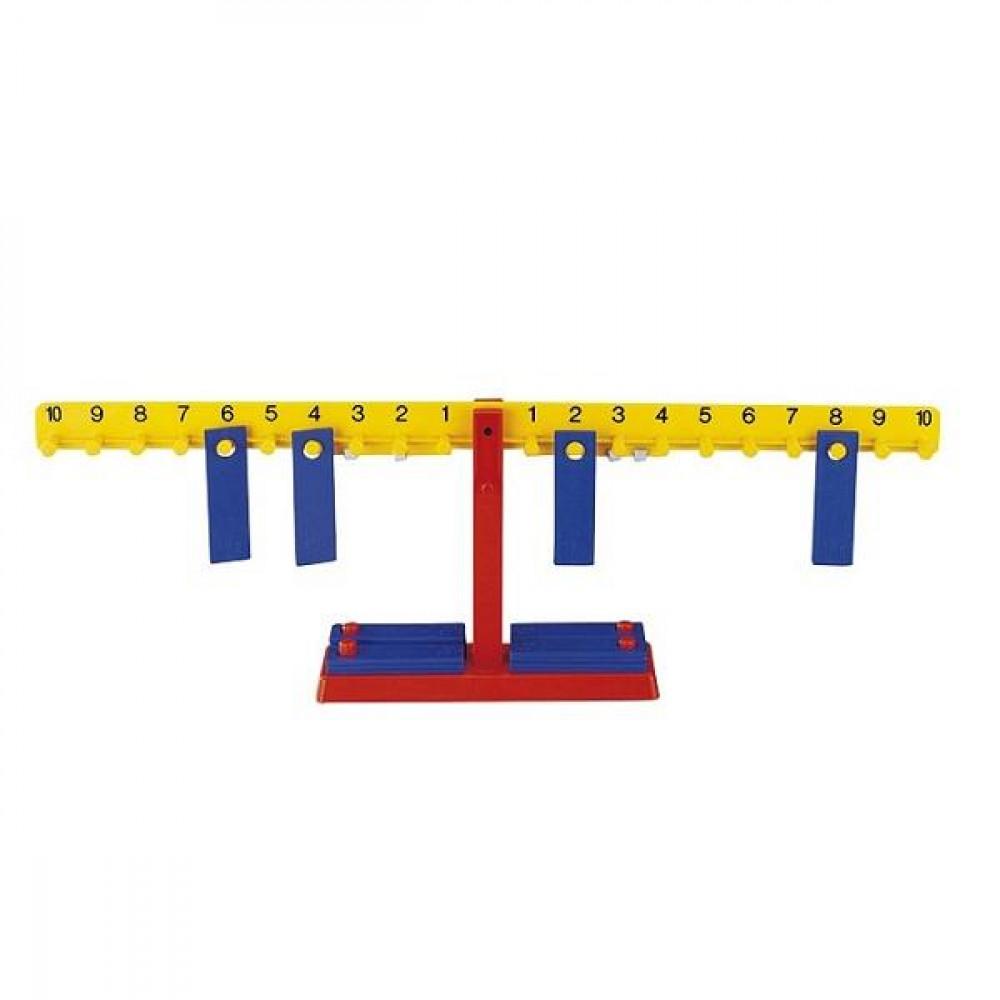 Набор для счета Gigo Математические весы-балансир