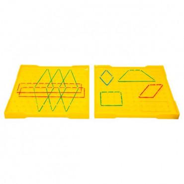 Набор математических планшетов Gigo Геоборд