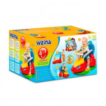 Игрушка Weina машинка-каталка