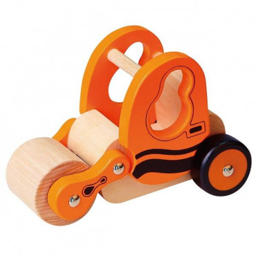Деревянная игрушечная машинка Viga Toys Каток