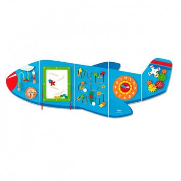Бизиборд Viga Toys Самолетик