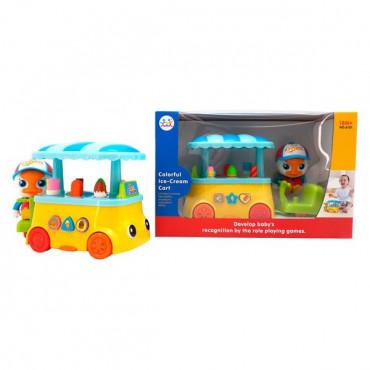 Музична іграшка Huile Toys Каченя з морозивом