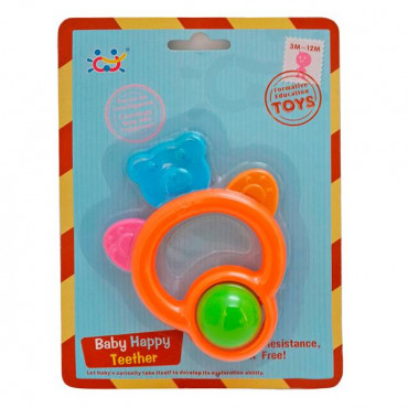 Прорезыватель для зубов Huile Toys Медвежонок