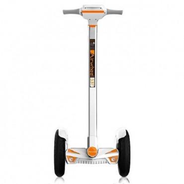 Гіроборд-максі AIRWHEEL S3T + 520WH (білий/оранжевий)